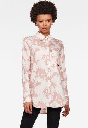 CORE STRAIGHT - Overhemdblouse - bleach pink