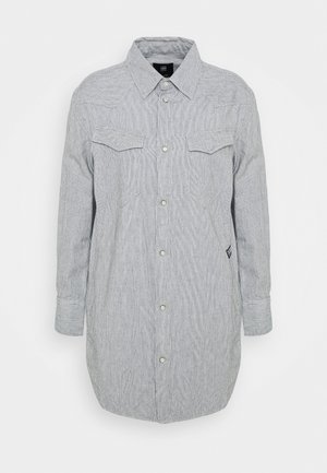 TACOMA  - Overhemdblouse - sun faded indigo stripe