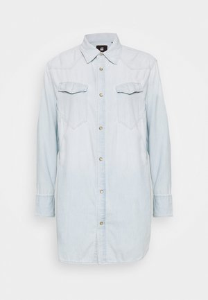 TACOMA  - Button-down blouse - sun faded arctic