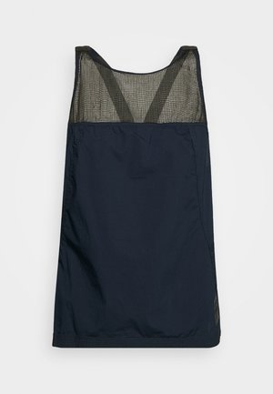 UTILITY STRAP TOP S\LESS - Blouse - mazarine blue