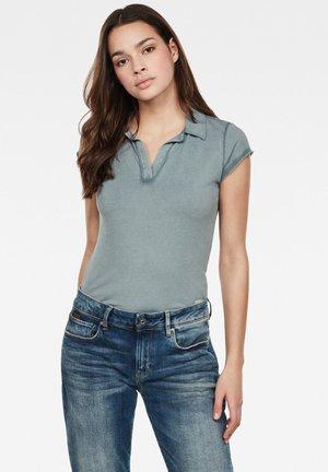 NORIL SLIM - Polo shirt - dk laundry blue gd