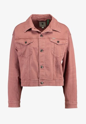 3301 BF DENIM JKT WMN E - Jeansjakke - dark tea rose