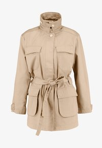 G-Star - CHISEL A LINE FIELD JACKET - Short coat - sahara - 3