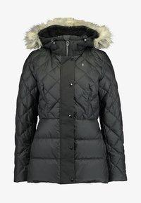 G-Star - WHISTLER TAILORED - Down jacket - dark black - 5