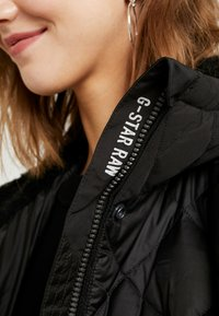 G-Star - WHISTLER TAILORED - Down jacket - dark black - 6
