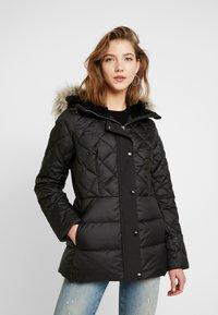 G-Star - WHISTLER TAILORED - Down jacket - dark black - 0