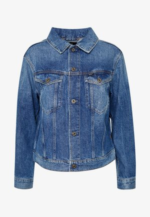 3301 STRAIGHT DENIM JACKET - Denim jacket - faded shore
