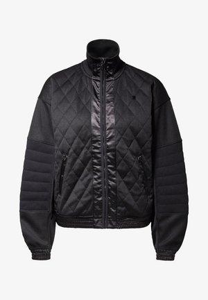 BEETLE QUILT ZIP - Winter jacket - black