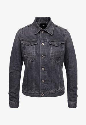 ARC SLIM  - Denim jacket - black
