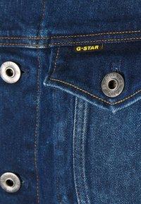 G-Star - 3301 SLIM  - Veste en jean - faded stone - 2