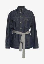 REAL BOYFRIEND - Jeansjakke - rinsed
