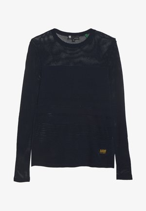 INQAR - Pullover - sartho blue