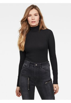 Jumper - dark black
