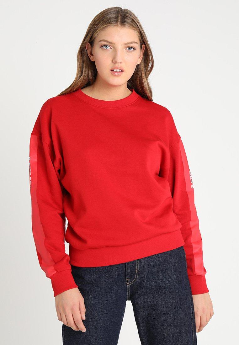 G-Star - OLUVA-B OS R SW WMN L/S - Sweatshirt -  flame