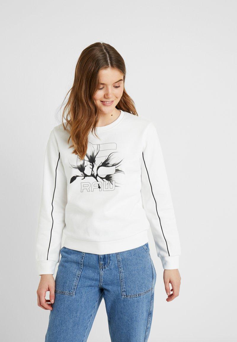 G-Star - GRAPHIC - Sweater - milk