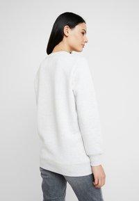 G-Star - GRAPHIC 4 BF R SW WMN L/S - Sweatshirt - white heather - 2