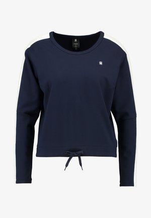 NOSTELLE CROPPED - Sweatshirt - sartho blue/milk