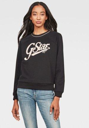 GRAPHIC LOGO XZULA - Sweater - black