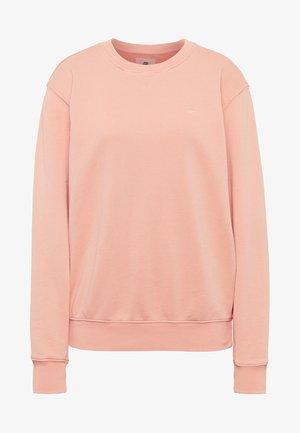LOOSE ROUND - Sweatshirt -  bleach pink