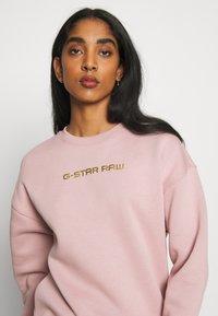 G-Star - DEDDA - Sweatshirt - light berry mist - 3