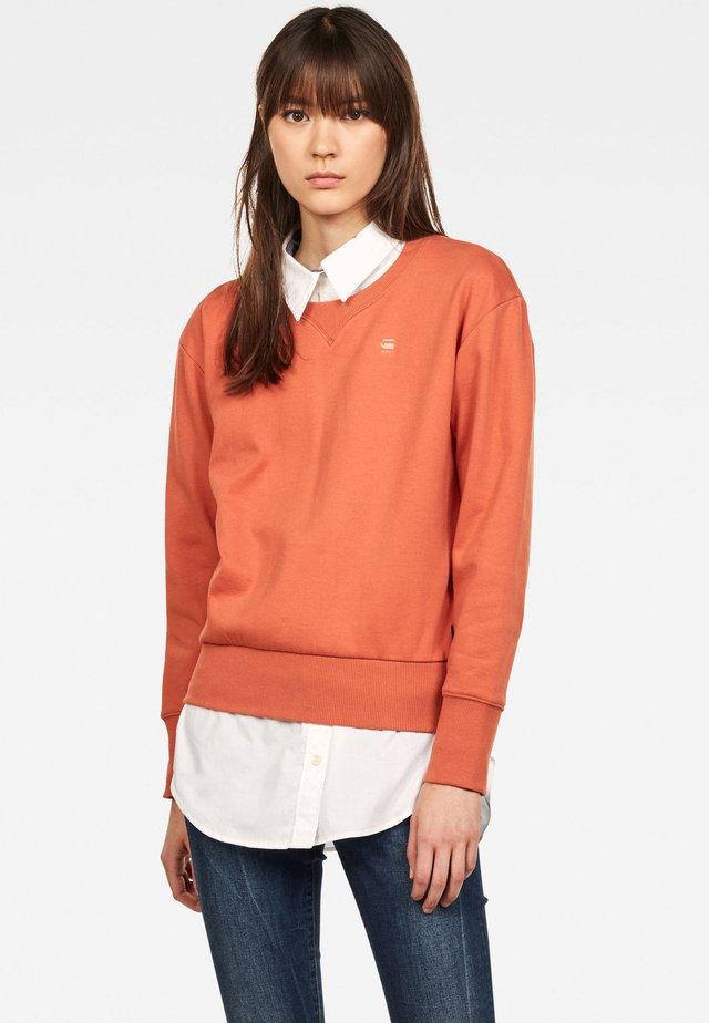 XZYPH  - Sweater - orange