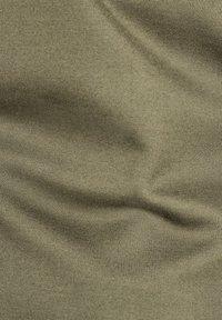 G-Star - NOSTELLE FYX BIKER HALFZIP - Longsleeve - algae/black - 4