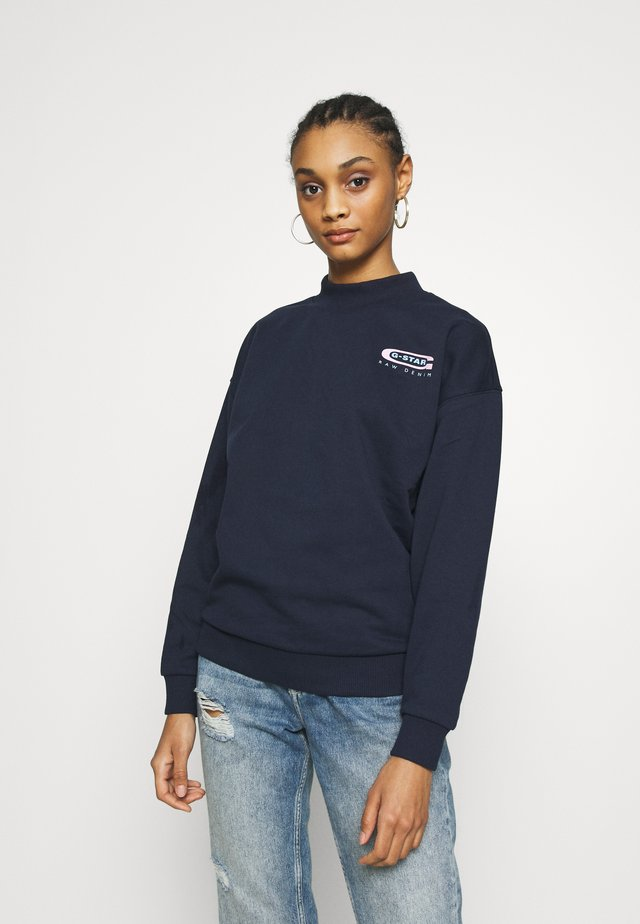 RIE - Sweatshirt - dark blue
