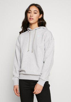 REI HOODED - Hoodie - light grey header
