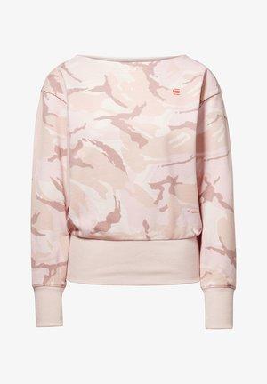 XZYPH ALLOVER - Sweatshirt - pink