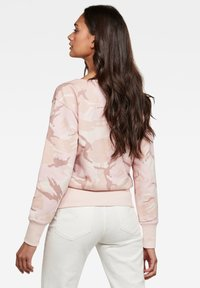 G-Star - XZYPH ALLOVER - Sweater - pink - 1