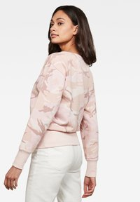 G-Star - XZYPH ALLOVER - Sweater - pink - 2