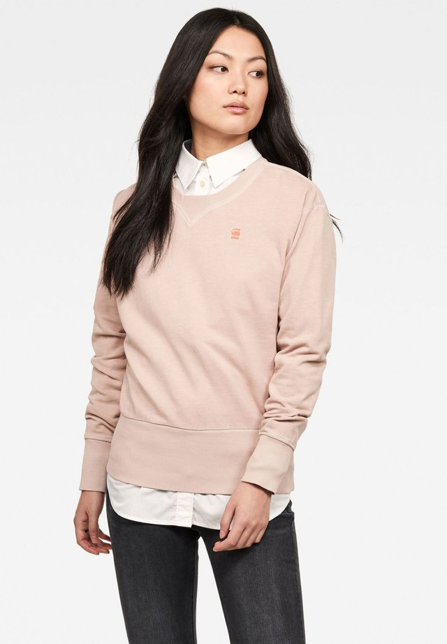 XZYPH RECYCLE DYE - Sweater - pink orchid