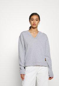 G-Star - VENARUX XZYPH V R SW WMN L\S - Sweatshirt - grey - 0
