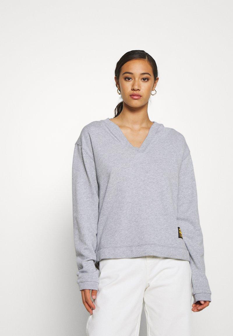 G-Star - VENARUX XZYPH V R SW WMN L\S - Sweatshirt - grey