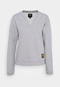 G-Star - VENARUX XZYPH V R SW WMN L\S - Sweatshirt - grey - 3