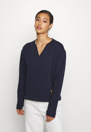 VENARUX XZYPH V R SW WMN L\S - Sweater - sartho blue