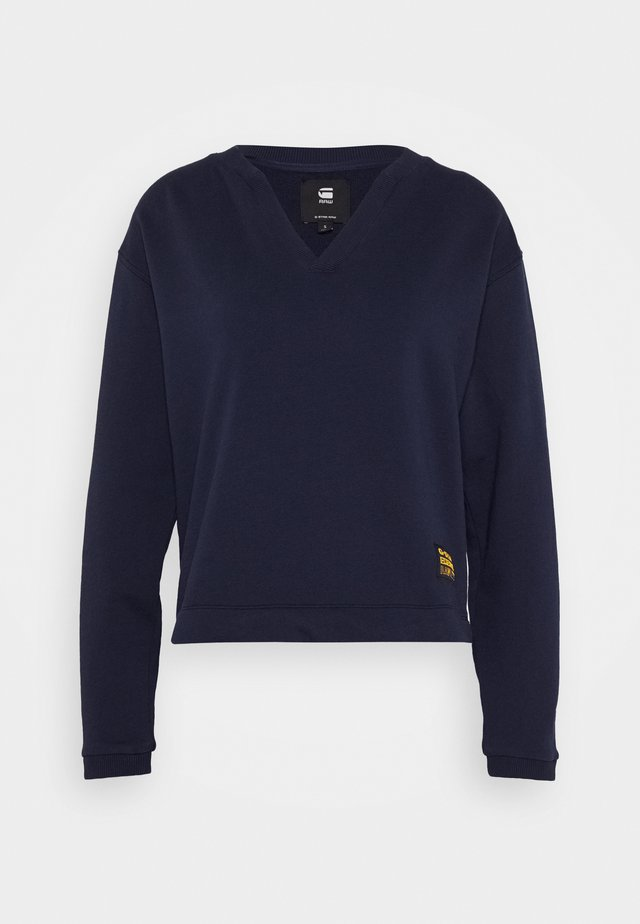 VENARUX XZYPH  - Sweater - sartho blue