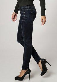 G-Star - 3301 LOW SUPER SKINNY - Jeans Skinny - neutro stretch denim - 2
