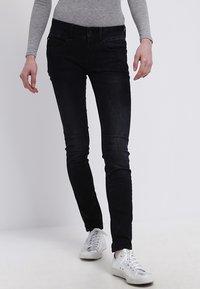G-Star - LYNN MID SKINNY - Jeans Skinny Fit - joll superstretch - 0