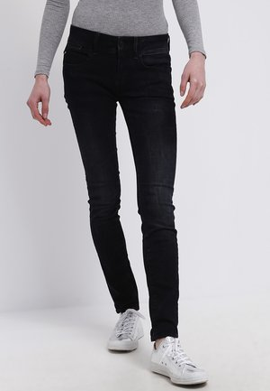 LYNN MID SKINNY - Jeans Skinny Fit - joll superstretch