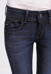 G-Star - LYNN MID SKINNY - Jeans Skinny Fit - blue - 4