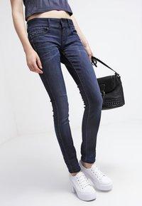 G-Star - MIDGE CODY MID SKINNY - Jeans Skinny Fit - slander blue superst - 3