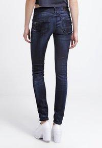 G-Star - MIDGE CODY MID SKINNY - Jeans Skinny Fit - slander blue superst - 2