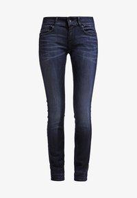 G-Star - MIDGE CODY MID SKINNY - Jeans Skinny Fit - slander blue superst - 6