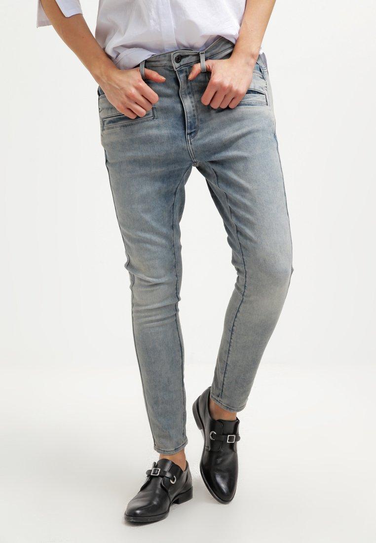 G-Star - DAVIN 3D LOW BOYFRIEND - Jeans Relaxed Fit - razor