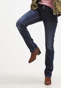 G-Star - MIDGE SADDLE MID STRAIGHT  - Jeans Straight Leg - denim - 3