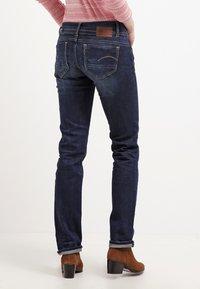 G-Star - MIDGE SADDLE MID STRAIGHT  - Jeans Straight Leg - denim - 2