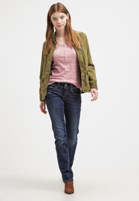 G-Star - MIDGE SADDLE MID STRAIGHT  - Jeans straight leg - denim