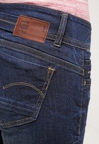 G-Star - MIDGE SADDLE MID STRAIGHT  - Jeans Straight Leg - denim - 6