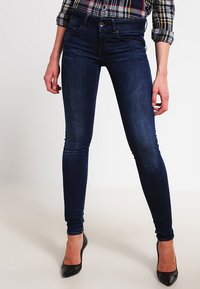 G-Star - MIDGE CODY MID SKINNY - Jeans Skinny Fit - neutro stretch denim - 0